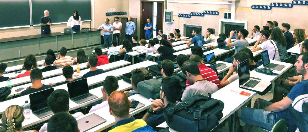 Open day Catania Steve Jobs Academy