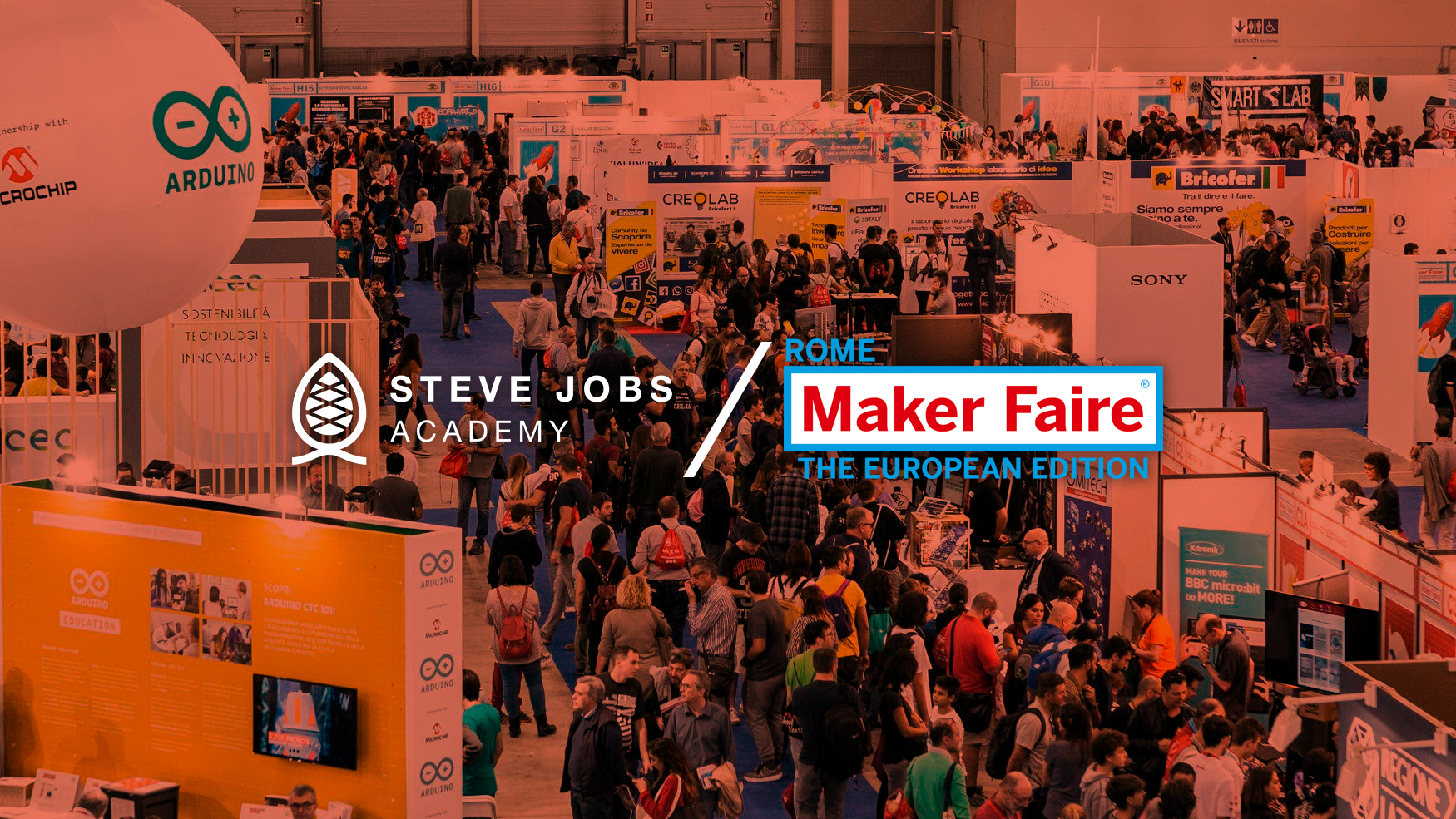 Maker faire Rome ITS