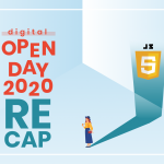 "RECAP DIGITAL OPEN DAY – ""DEVELOPMENT & DATA ANALYSIS"""