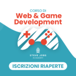 Web & Game Development – Ancora due posti disponibili
